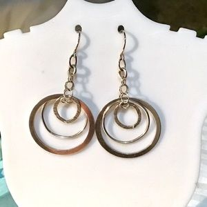 Jewelry - 🌺Artisan STERLING Silver Earrings